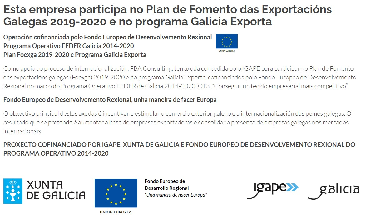 Galicia Exporta